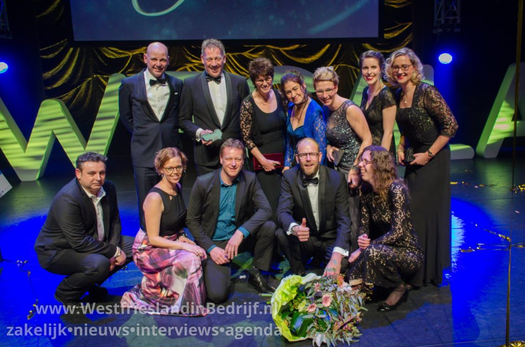 Soci-Com wint WBG Runner Up prijs!