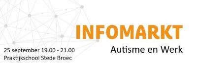 infomarkt autisme en werk